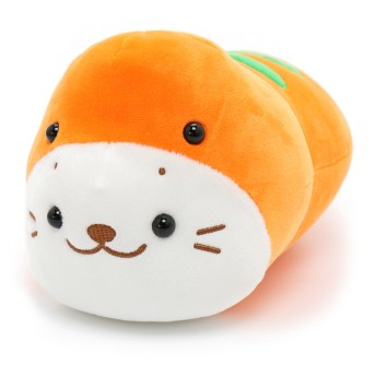 【オンワード】 Mother garden(マザーガーデン) しろたん ぬいぐるみ つちのこたん(オレンジ) ハロウィン 0 キッズ