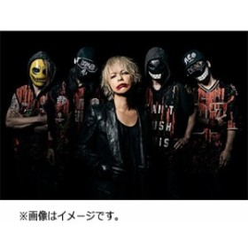 【CD Maxi】初回限定盤 HYDE (ラルクアンシエル) ハイド / FAKE DIVINE 【初回限定盤B DVD付き】