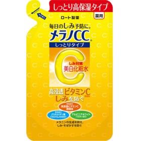 メラノCC 薬用しみ対策 美白化粧水 しっとりタイプ つめかえ用 (170mL)