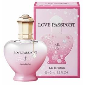 ラブ パスポート LOVE PASSPORT イット フラワリー オードパルファム EDP 40ml 香水 フレグランス