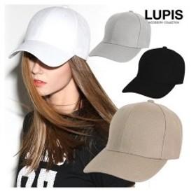 帽子 レディース キャップ シンプル ベーシック
