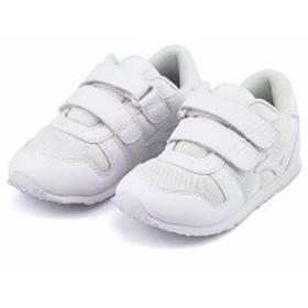 ミズノ スニーカー 女の子 男の子 キッズ 子供靴 ラン キッズ モノ 反射材 RUN KIDS MONO mizuno K1GD1840 ホワイト