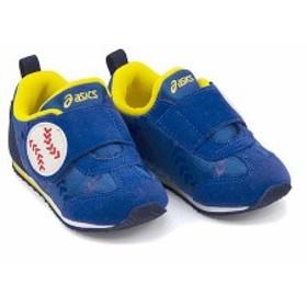 アシックス スクスク スニーカー 女の子 男の子 キッズ ベビー 子供靴 SPORTS PACK BABY asics SUKU2 1144A001 アシックスブルー/A