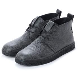 エコー ECCO Womens Crepetray Ankle (BLACK)