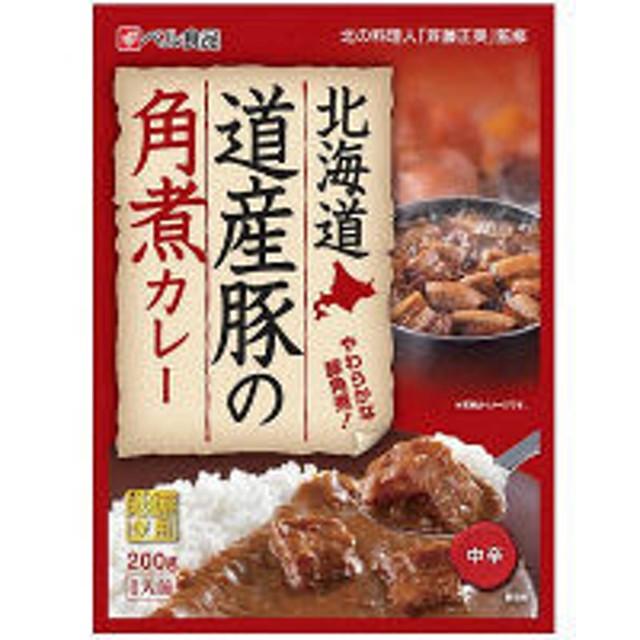 ベル食品 北海道道産豚の角煮カレー 200g 1個