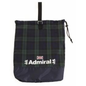 アドミラル(Admiral)CHECK シューズケース ADMZ8SE1-TRT (Men's)