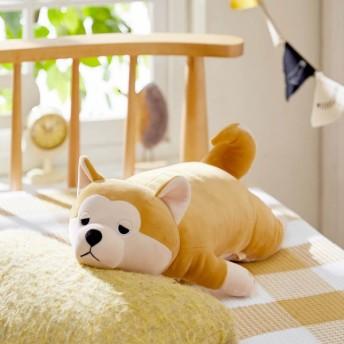 枕 抱き枕 もっちもちの抱き枕 秋田犬
