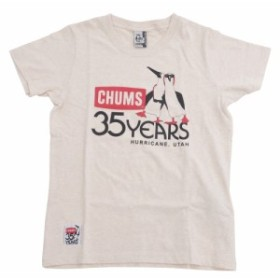 チャムス(CHUMS)35th Anniversary T-Shirt CH11-1388 35thBoobies (Lady's)