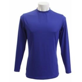 エックスティーエス(XTS)ストレッチ 長袖Tネックシャツ 723G6ES4167 BLU (Men's)