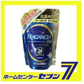 濃縮柔軟剤 フラガンシアDEO 大容量 詰替用 1200ml  ロケット石鹸 衣類用洗剤 柔軟仕上剤 洗濯用品