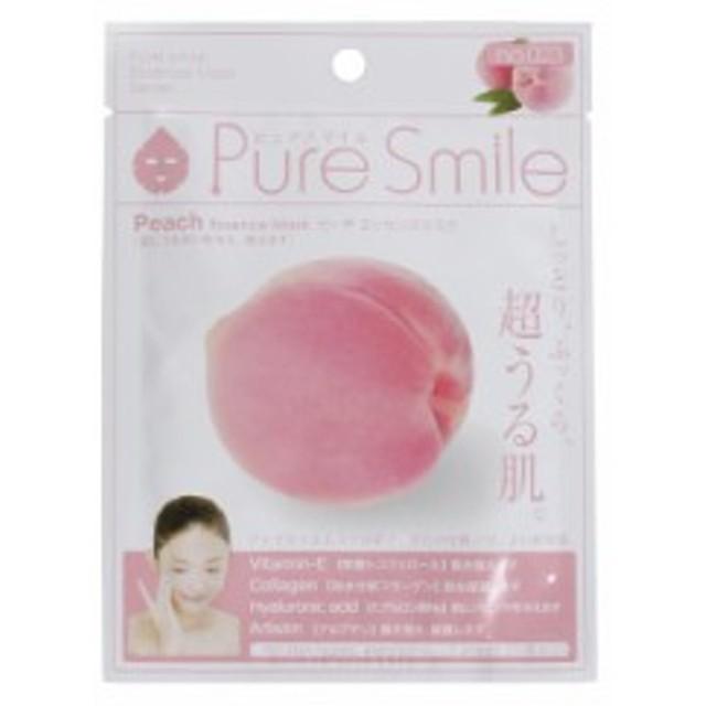 PURE SMILE エッセンスマスク ピーチ 23 (Lady's)