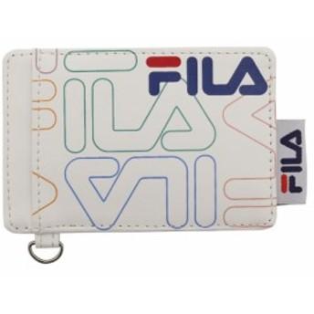 フィラ(FILA)【オンライン特価】グラフィック パスケース FLGR001PC-WHT (Men's)