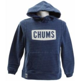 チャムス(CHUMS)Logo Pull Over Parka Indigo CH10-1097-N030-04 (Men's、Lady's)