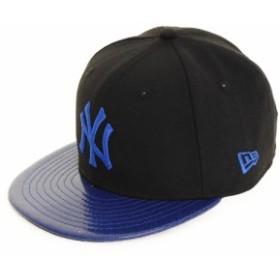 ニューエラ(NEW ERA)ジュニア Youth 9FIFTY グリッターフレーク ニューヨーク・ヤンキース 11556875 (Jr)