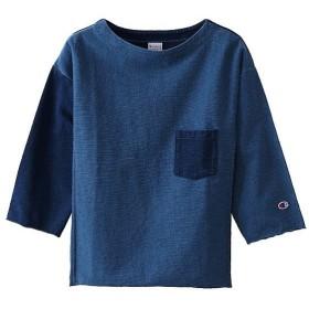CHAMPION-HERITAGE リバースウィーブ ロングスリーブ ポケットTシャツ CW-N411