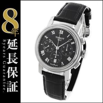 ティソ T-クラシック ブリッジポート クロノグラフ 腕時計 メンズ TISSOT T097.427.16.053.00