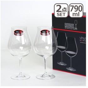 リーデル ワイングラス ヴィノムシリーズ ニューワールド・ ピノ・ノワール 6416・16 ペアグラス