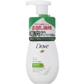 (企画品)ダヴ ディープピュア クリーミー泡洗顔料 お試し価格品 ( 125mL )/ ダヴ(Dove)