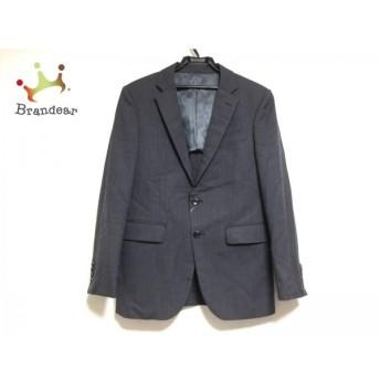 タケオキクチ TAKEOKIKUCHI ジャケット メンズ グレー シャドーストライプ/肩パッド スペシャル特価 20190604