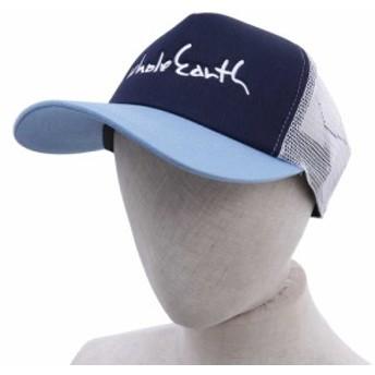 ホールアース(Whole Earth)KIDS BB CAP キッズ ジュニア キャップ WES17K03-7006 NVYSC