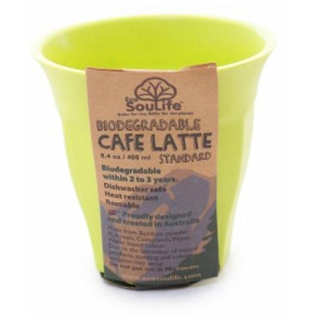 EcoSouLife Cafe latte Standard Lime キャンプ用品 カップ (Men's、Lady's)
