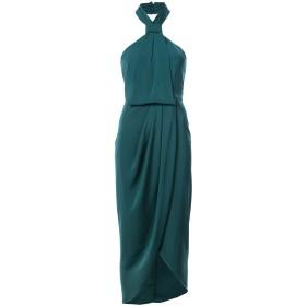 Shona Joy ホルターネック ドレス - グリーン