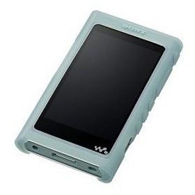 ソニー NW−A50シリーズ専用 シリコンケース CKM−NWA50 GMWW グリーン