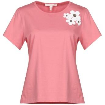 《9/20まで! 限定セール開催中》MARC JACOBS レディース T シャツ ピンク XS コットン 100%