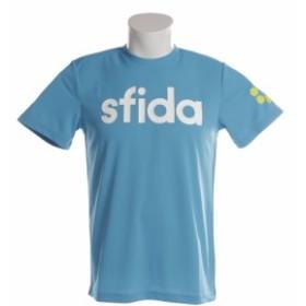 スフィーダ(SFIDA)【ゼビオ限定】 グラフィックTシャツ ST-18S02 BLU (Men's)