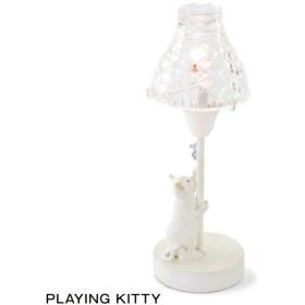 ベルメゾン ネコのアロマランプ(プレイングキティ・リーディングキティ・ファミリーキティ・カップルキティ)