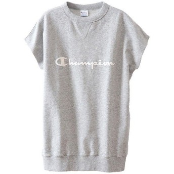 CHAMPION チャンピオン ウィメンズ ノースリーブスウェットシャツ CW-N003