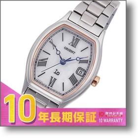 オリエント ORIENT イオ Natural & Plain  レディース 腕時計 RN-WG0012S