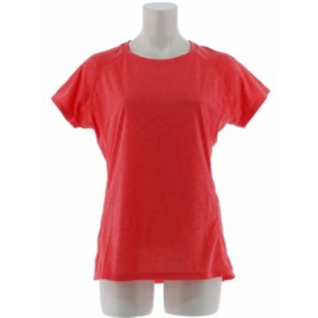 エックスティーエス(XTS)ジャガードランニング 半袖Tシャツ 827G7TJ3558 SPN (Lady's)