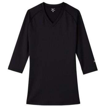 MIZUNO SHOP [ミズノ公式オンラインショップ] チトセ/アンダーウェア[メンズ] C-10 ブラック MZ0135