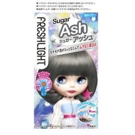 ヘンケルジャパン フレッシュライト 泡タイプカラー シュガーアッシュ (1セット) 黒髪用ヘアカラー 医薬部外品