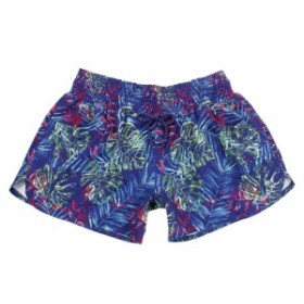 スウィベル(Swivel)S BOTANICAL SHORTS 835SW8EG0371 BLU (Lady's)