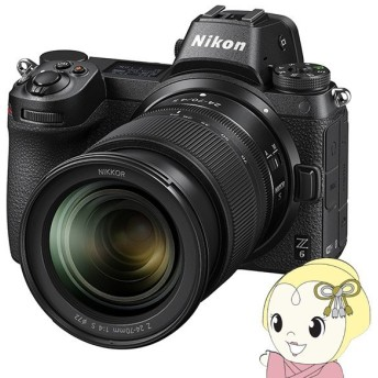 ニコン デジタル一眼レフカメラ Z 6 24-70 レンズキット