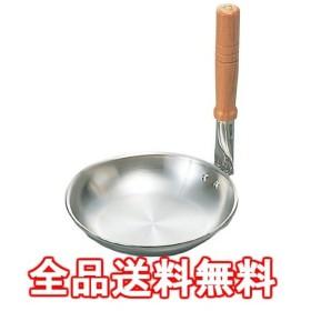 18-10 ロイヤル 縦柄 親子鍋(蓋無)HSDD-160
