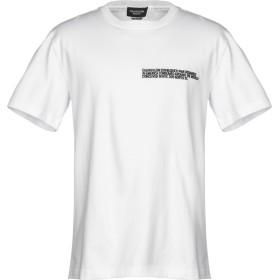 《期間限定セール開催中!》CALVIN KLEIN 205W39NYC メンズ T シャツ ホワイト S コットン 100%