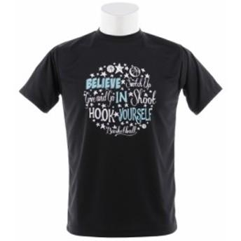 エックスティーエス(XTS)BELIEVE IN 半袖Tシャツ 751G8TF3530 BLK (Jr)
