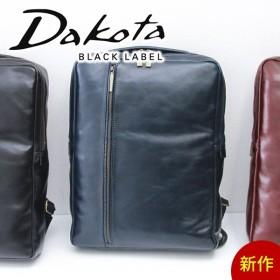 Dakota BLACK LABEL カワシ ビジネスリュック 1620163