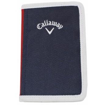 キャロウェイ(CALLAWAY)パークゴルフ CPG2 カードケース WHT/NVY (Men's、Lady's、Jr)