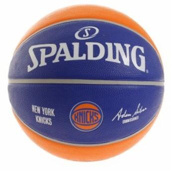スポルディング(SPALDING)【ゼビオ限定】 NBA NY KNICKS 7号球 83-509Z (Men's)