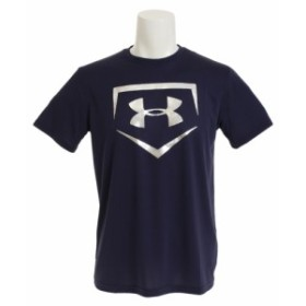 アンダーアーマー(UNDER ARMOUR)テックTシャツ BASEBALL LOGO #1313588 MDN BB (Men's)