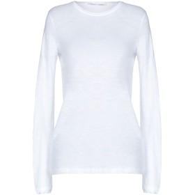 《期間限定セール開催中!》PROENZA SCHOULER レディース T シャツ ホワイト XS コットン 100%