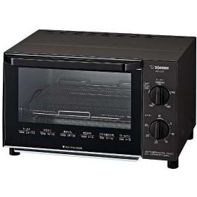 象印 EQ-AG22-BA ブラック こんがり倶楽部 [オーブントースター (同時トースト数2枚)] オーブン・トースター