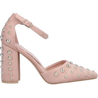 《セール開催中》SEXY WOMAN レディース パンプス ピンク 38 紡績繊維