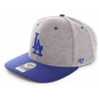 フォーティーセブン ブランド(47 Brand)Dodgers Outpost MVP キャップ B-OTPST12FRV-GY (Men's)