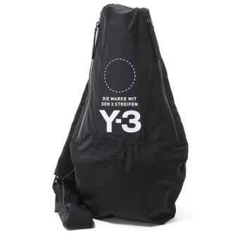 Y-3 ワイスリー adidas アディダス YOHJI YAMAMOTO DQ0630 MESSENGER BAG メッセンジャーバッグ ナイロン カラーBLACK メンズ