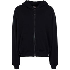 《期間限定セール開催中!》REPRESENT メンズ スウェットシャツ ブラック S コットン 100%